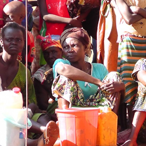 République centrafricaine : des dizaines de milliers de personnes ont peur de quitter la brousse