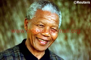 Hommage à Nelson Mandela