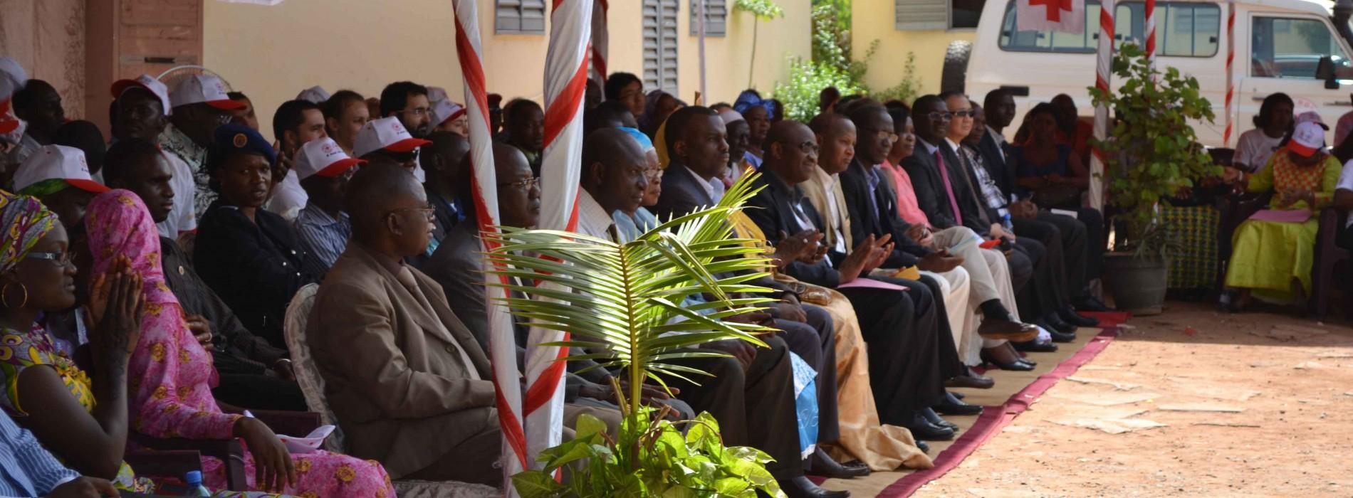 Journée mondiale de la Croix-Rouge et du Croissant-Rouge : la Croix-Rouge malienne réitère son engagement pour la paix et la solidarité  au Mali