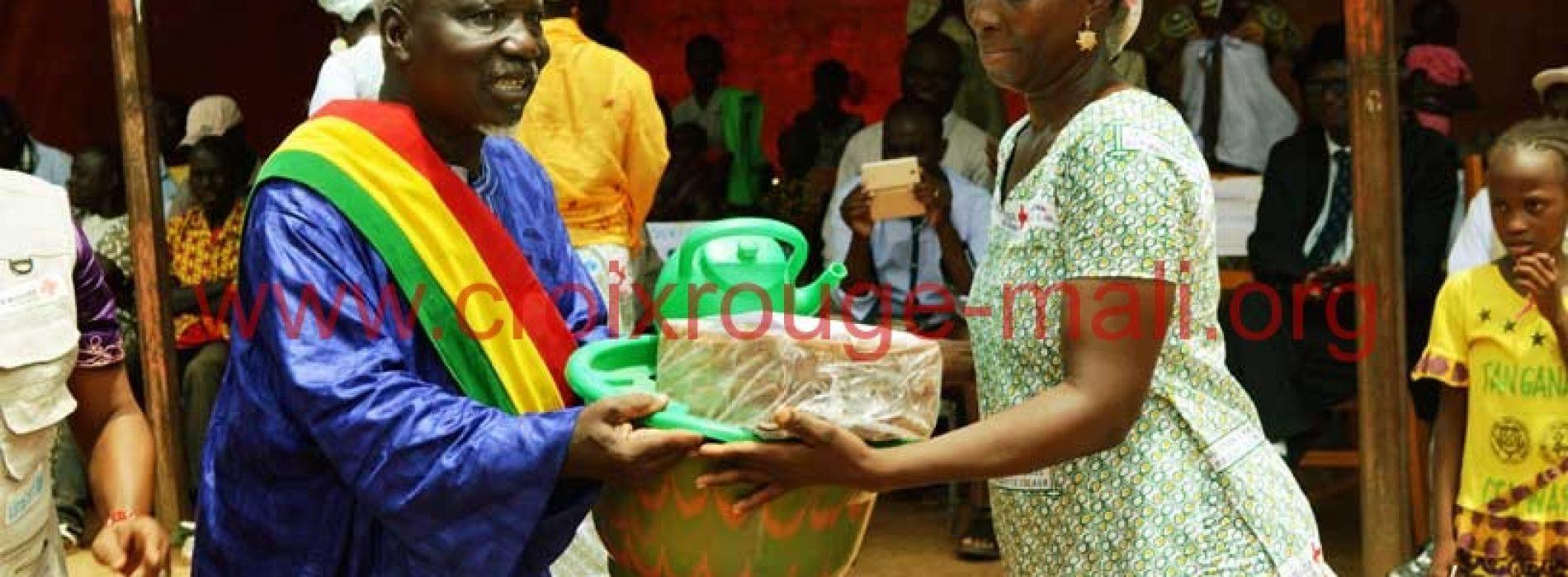 Journée de Nutrition à Sandaré: La mobilisation communautaire de la Croix-Rouge sur les enjeux de nutrition