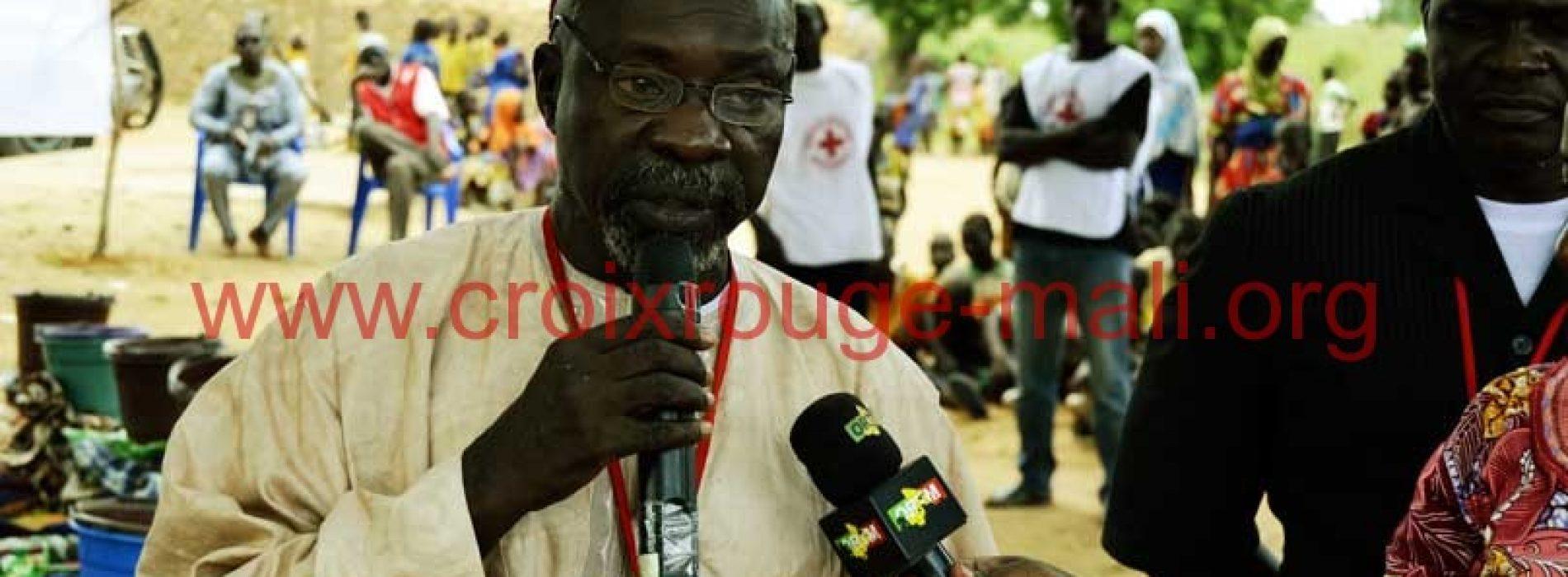 La Croix-Rouge Malienne vole au secours des sinistrés de Bankass