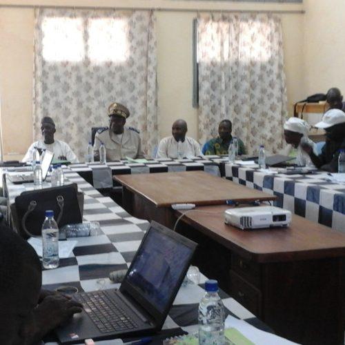 La Croix-Rouge Malienne poursuit son processus de renforcement de capacité en matière de gestion de risque et de catastrophes.