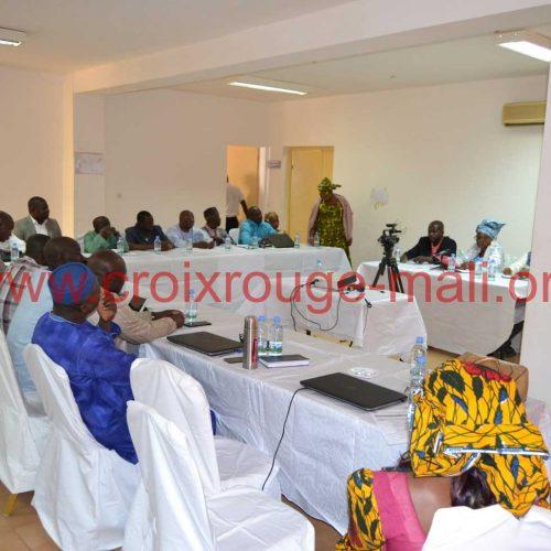 Diplomatie humanitaire : Former les membres de la gouvernance et le personnel CRM pour une réponse efficace et efficiente de nos actions