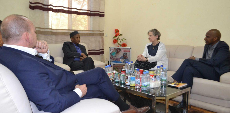 Partenariat CICR – CRM  en bonne marche pour une réponse humanitaire déterminante au Mali