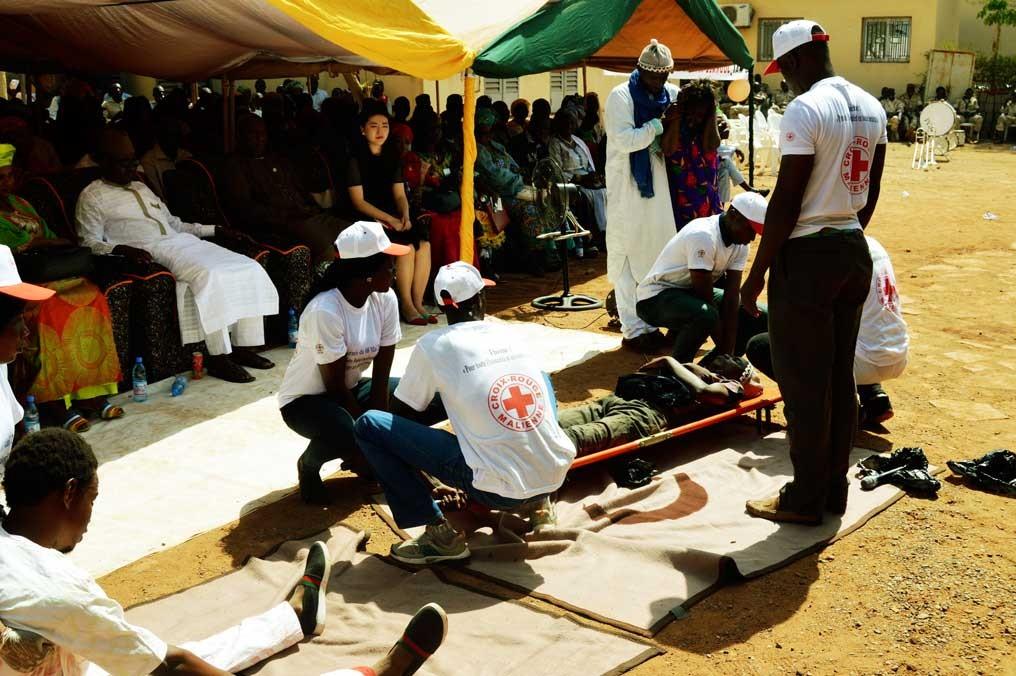 08 Mai 2018 : Journée Internationale de la Croix-Rouge et du Croissant-Rouge