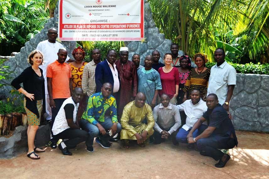 La CRM et ses partenaires en concertation pour une meilleure réponse aux situations d'urgence
