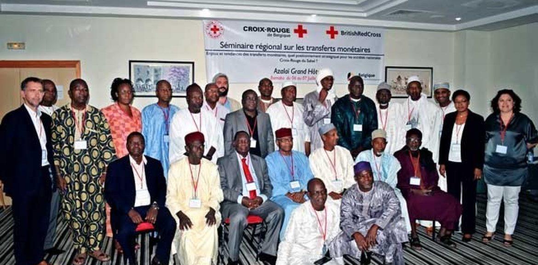 Mouvement Croix-Rouge : les régions du sahel s'approprient les transferts monétaires