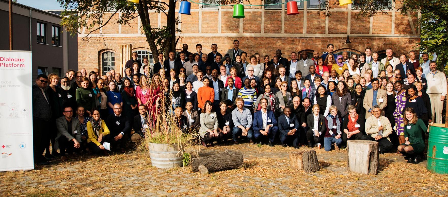 FBF – Rencontre de la plateforme mondiale de dialogue sur les financements basés sur les prévisions