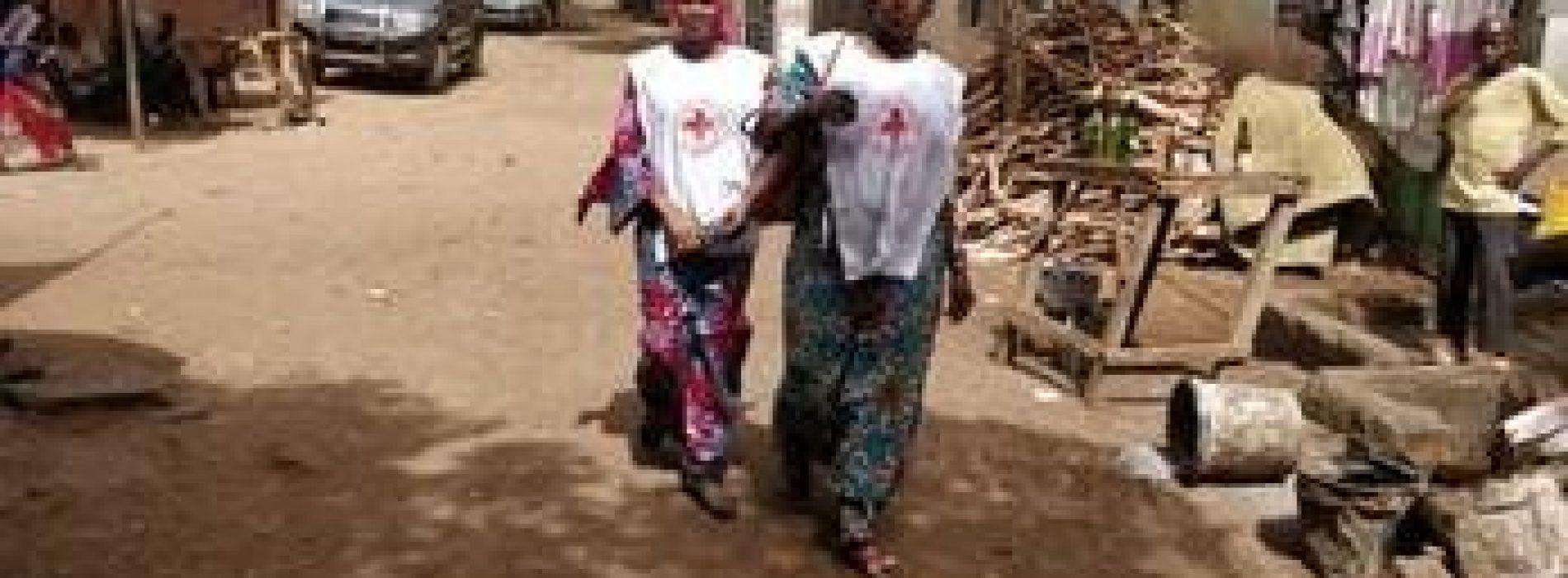 La campagne vaccination contre la Rougeole