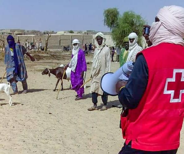La lutte contre la Covid-19 s'intensifie au nord du Mali