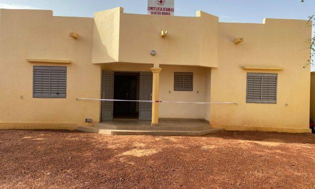 La Croix-Rouge Malienne encore plus proche des communautés de Bankass