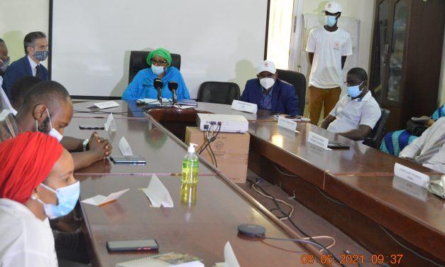 Commémoration du 8 mai : La Croix-Rouge Malienne célèbre la journée du 8 Mai, « inarrêtable»