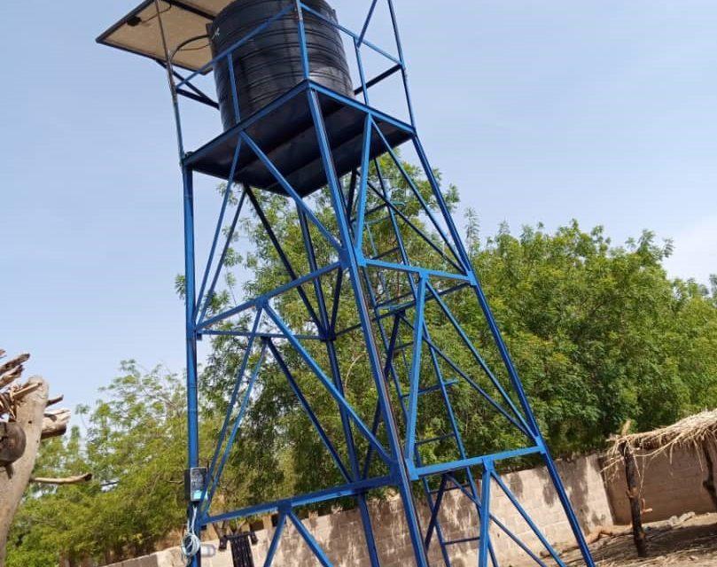 Construction et réhabilitation des infrastructures dans 8 centres de santé communautaires de la région de Sikasso, Mali.