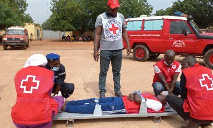 SECOURISME : Renforcement de la Coordination entre la Croix-Rouge Malienne, le Comité International Croix-Rouge au Mali et la Protection Civile